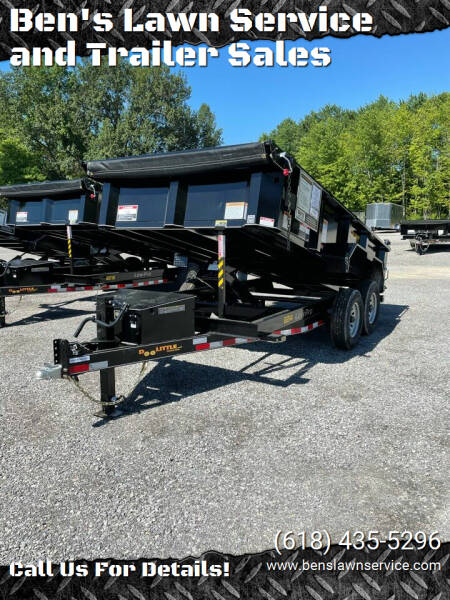 2021 Doolittle MD821414K for sale at Ben's Lawn Service and Trailer Sales in Benton IL