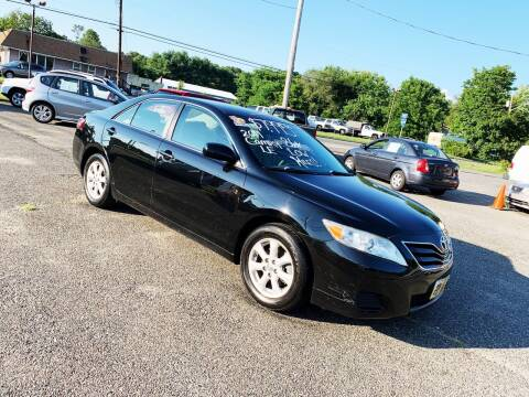 2011 Toyota Camry for sale at New Wave Auto of Vineland in Vineland NJ