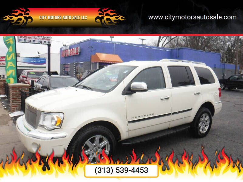 2007 Chrysler Aspen for sale at City Motors Auto Sale LLC in Redford MI