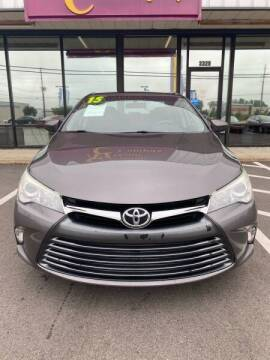 2015 Toyota Camry for sale at Washington Motor Company in Washington NC