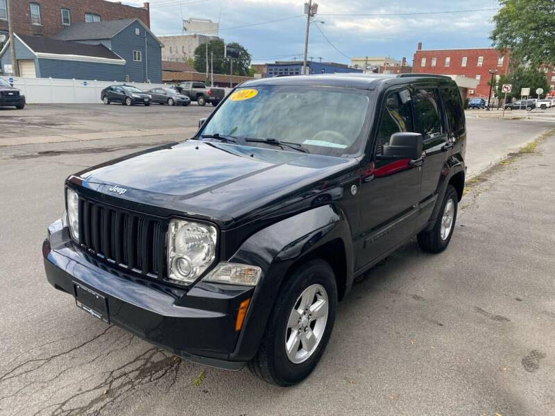 2012 Jeep Liberty for sale at Midtown Autoworld LLC in Herkimer NY