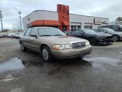2003 Mercury Grand Marquis for sale at Best Buy Wheels in Virginia Beach VA