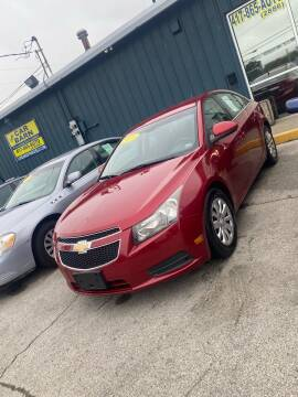 2011 Chevrolet Cruze for sale at Car Barn of Springfield in Springfield MO