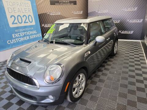 2008 MINI Cooper Clubman for sale at X Drive Auto Sales Inc. in Dearborn Heights MI