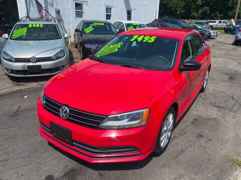2015 Volkswagen Jetta for sale at Washington Auto Repair in Washington NJ