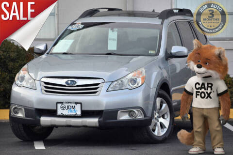 2012 Subaru Outback for sale at JDM Auto in Fredericksburg VA