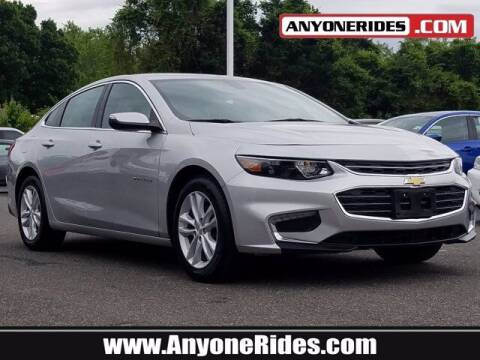 2016 Chevrolet Malibu for sale at ANYONERIDES.COM in Kingsville MD