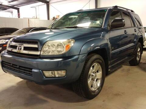 2005 Toyota 4Runner for sale at MULTI GROUP AUTOMOTIVE in Doraville GA
