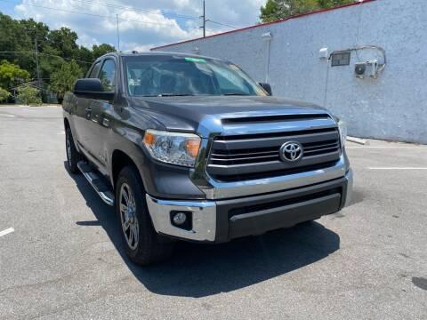 2015 Toyota Tundra for sale at Consumer Auto Credit in Tampa FL