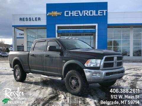 2012 RAM Ram Pickup 2500 for sale at Danhof Motors in Manhattan MT