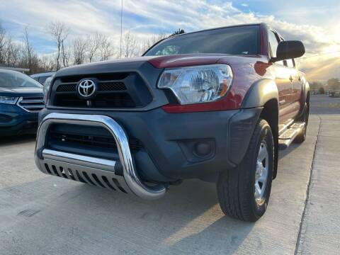 2015 Toyota Tacoma for sale at A&C Auto Sales in Moody AL