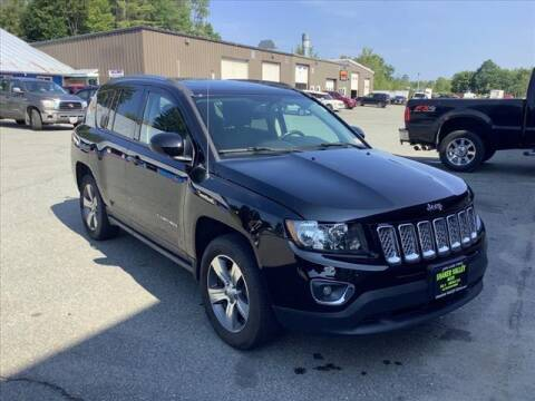 2017 Jeep Compass for sale at SHAKER VALLEY AUTO SALES in Enfield NH