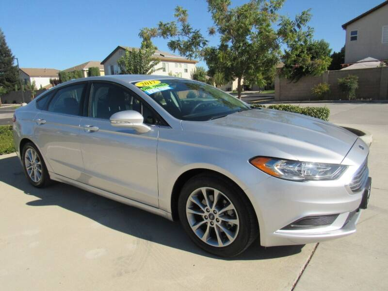 2017 Ford Fusion for sale at 2Win Auto Sales Inc in Oakdale CA