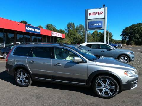 2015 Volvo XC70 for sale at Kiefer Nissan Budget Lot in Albany OR