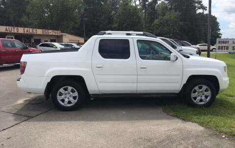 2006 Honda Ridgeline for sale at Bobby Lafleur Auto Sales in Lake Charles LA