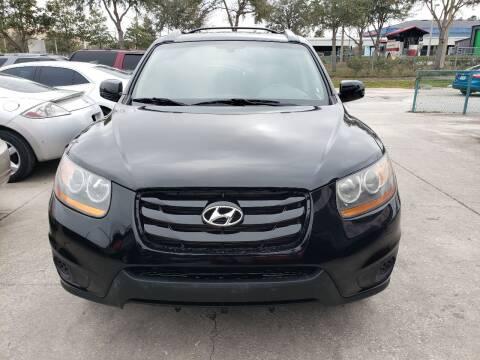 2011 Hyundai Santa Fe for sale at Track One Auto Sales in Orlando FL