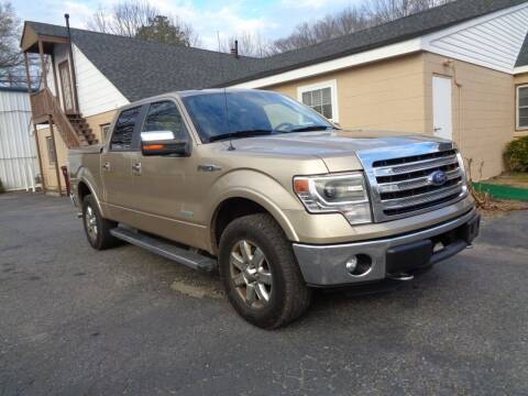 2013 Ford F-150 for sale at Liberty Motors in Chesapeake VA