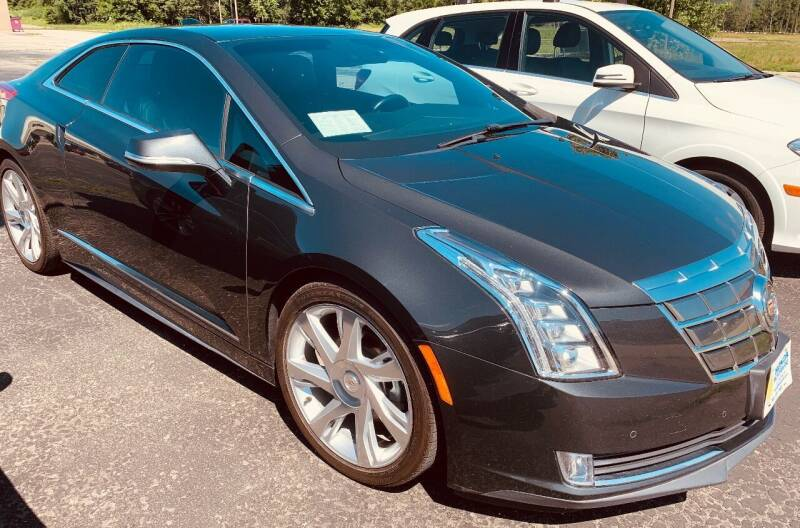 2014 Cadillac ELR for sale in West Salem, WI