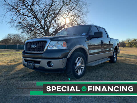 2007 Ford F-150 for sale at H & H AUTO SALES in San Antonio TX