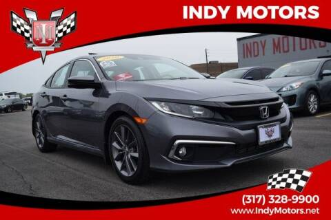 2020 Honda Civic for sale at Indy Motors Inc in Indianapolis IN