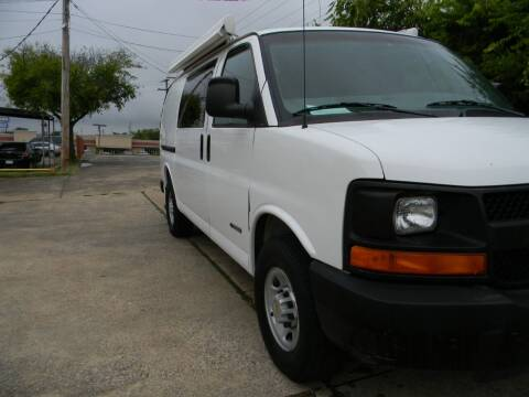 2004 Chevrolet Express Cargo for sale at North American Motor Company in Fort Worth TX