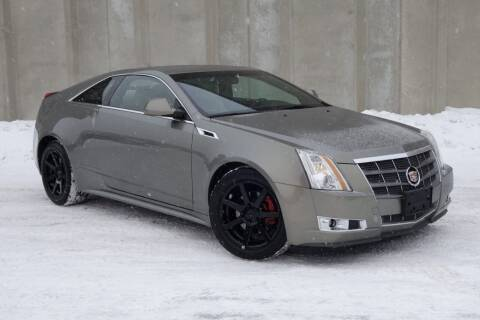 2011 Cadillac CTS for sale at Albo Auto in Palatine IL