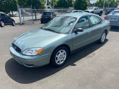2005 Ford Taurus for sale at TacomaAutoLoans.com in Tacoma WA