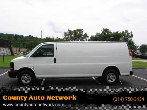 2013 Chevrolet Express Cargo for sale at County Auto Network in Ballwin MO