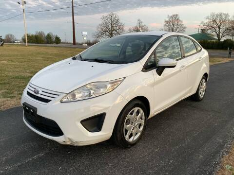 2013 Ford Fiesta for sale at Champion Motorcars in Springdale AR