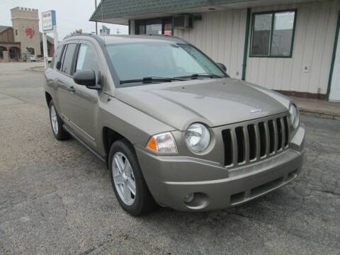 2008 Jeep Compass for sale at SHULTS AUTO SALES INC. in Crystal Lake IL