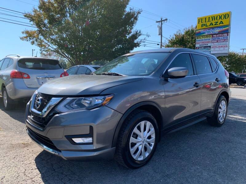 2017 Nissan Rogue for sale at 5 Star Auto in Matthews NC