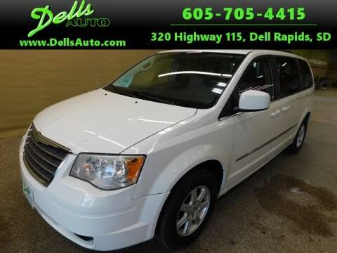 2010 Chrysler Town and Country for sale at Dells Auto in Dell Rapids SD