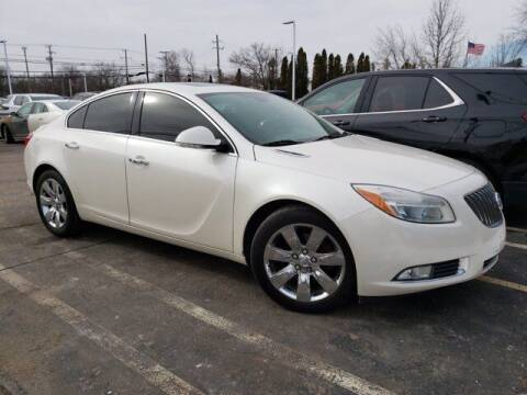 2012 Buick Regal for sale at Jimmys Car Deals in Livonia MI