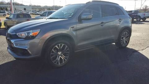 2016 Mitsubishi Outlander Sport for sale at Moores Auto Sales in Greeneville TN