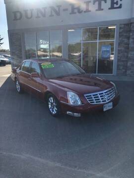 2011 Cadillac DTS for sale at Dunn-Rite Auto Group in Kilmarnock VA