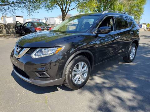 2016 Nissan Rogue for sale at Matador Motors in Sacramento CA