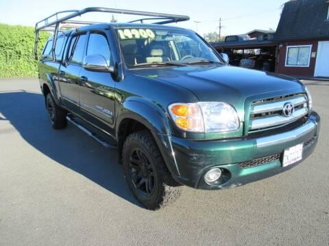 2004 Toyota Tundra for sale at Tonys Toys and Trucks in Santa Rosa CA