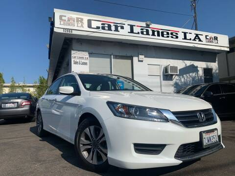 2015 Honda Accord for sale at Car Lanes LA in Glendale CA
