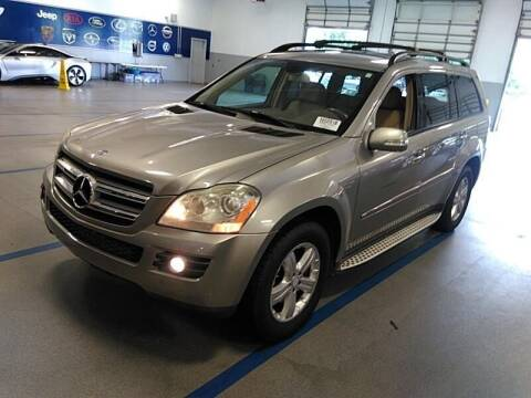 2008 Mercedes-Benz GL-Class for sale at Drive 1 Auto Sales in Wake Forest NC