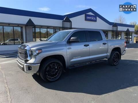 2018 Toyota Tundra for sale at Impex Auto Sales in Greensboro NC