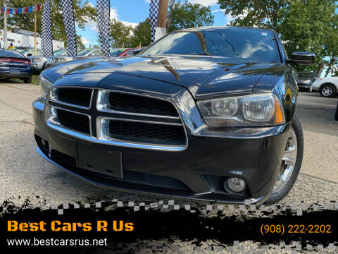 2011 Dodge Charger for sale at Best Cars R Us in Plainfield NJ