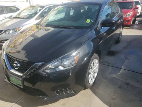 2017 Nissan Sentra for sale at Express Auto Sales in Los Angeles CA