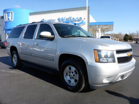 2014 Chevrolet Suburban for sale at RUSTY WALLACE HONDA in Knoxville TN