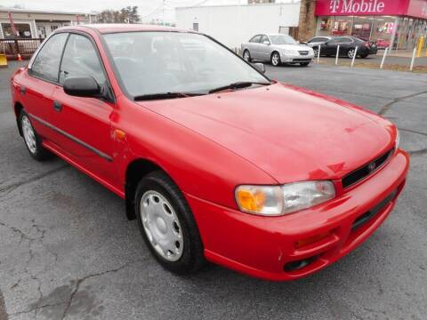 1998 Subaru Impreza for sale at Integrity Auto Group in Langhorne PA