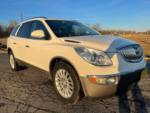 2010 Buick Enclave for sale at Sunshine Auto Sales in Menasha WI