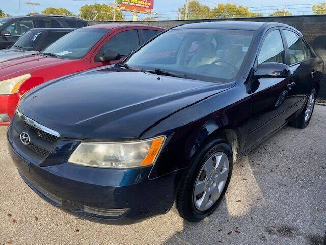 2007 Hyundai Sonata for sale at Used Cars of SWFL in Fort Myers FL