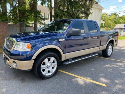 2008 Ford F-150 for sale at AMERI-CAR & TRUCK SALES INC in Haskell NJ