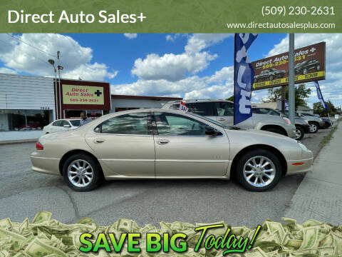 2000 Chrysler LHS for sale at Direct Auto Sales+ in Spokane Valley WA