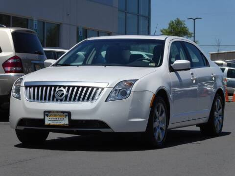 2010 Mercury Milan for sale at Loudoun Used Cars - LOUDOUN MOTOR CARS in Chantilly VA
