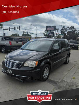 2011 Chrysler Town and Country for sale at Corridor Motors in Cedar Rapids IA